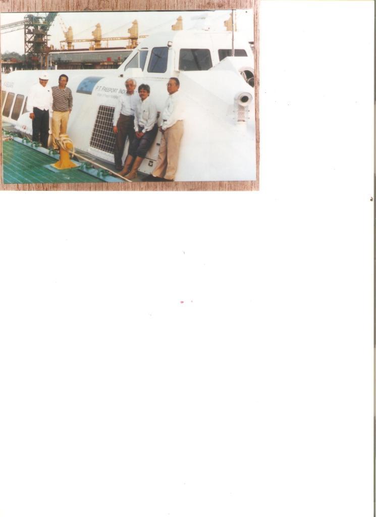 Agung Nurwinakum dan Alm Yogi Tjiptadi Freeport 001